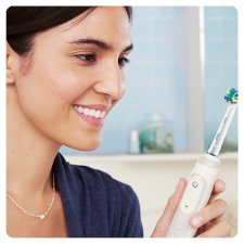Oral-B Floss Action Electric Toothbrush Heads X4