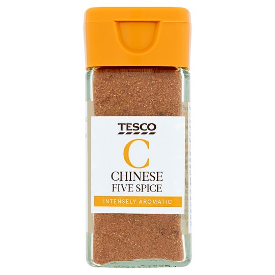 Tesco Chinese 5 Spice 34G