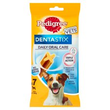 image 1 of Pedigree Small Dentastix Daily Dog 7 Sticks