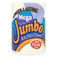 Mega Jumbo Kitchen Towel 1 Roll