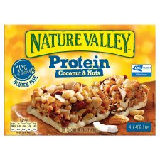 image 1 of Nature Valley Coconut And Almond Protein Bar 4X40g