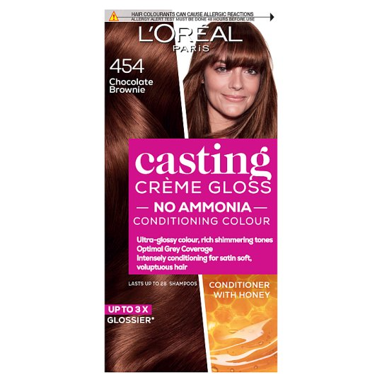 image 1 of L'oreal Paris Casting Creme Gloss 454 Chocolate Brownie