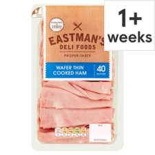 Eastmans Wafer Thin Cooked Ham 400G