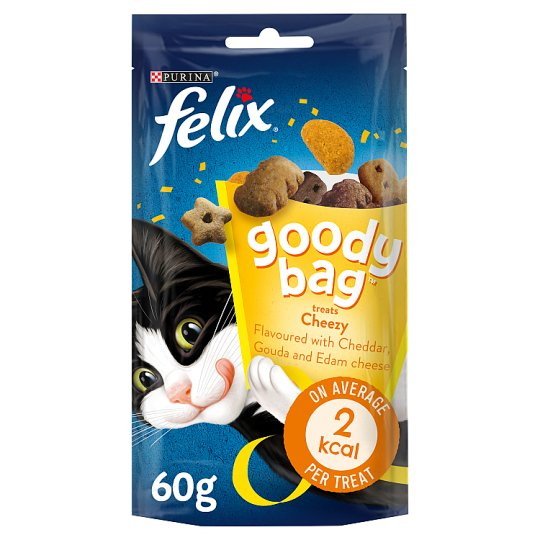 Felix Goody Bag Cheezy Mix 60G