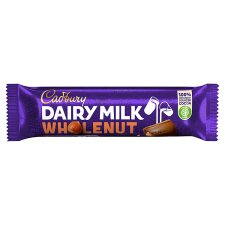 Cadbury Whole Nut 49G (P)
