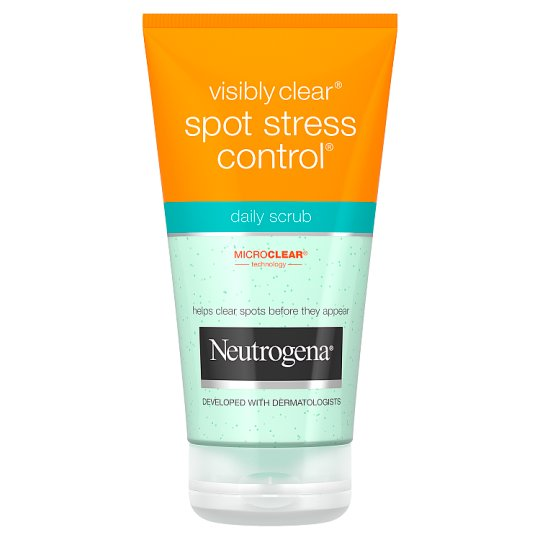 Neutrogena Visibly Clear Spot Scrub 150Ml