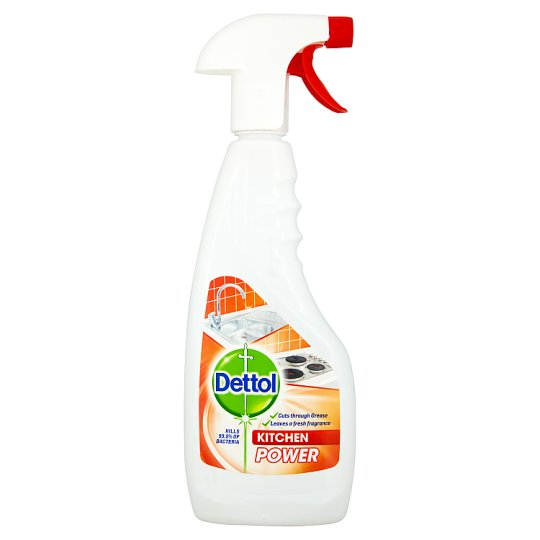 Dettol Kitchen Power Cleaner Spray 440 Ml