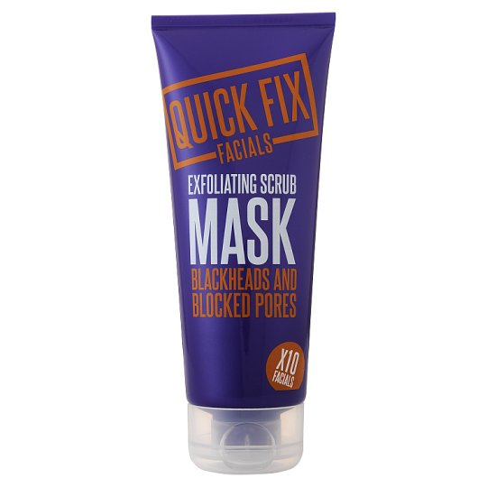 Quick Fixfacials Exfoliating Scrub Mask 100Ml