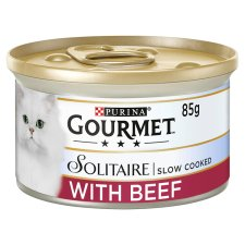 Gourmet Solitaire Beef Tomato Sauce 85