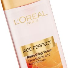 image 2 of L'oreal Paris Age Perfect Refreshing Toner 200Ml