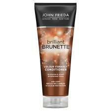 John Frieda Brilliant Brunette Colour Protect Conditioner 250Ml