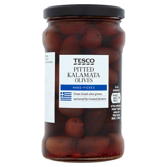 Tesco Pitted Kalamata Olives 290G