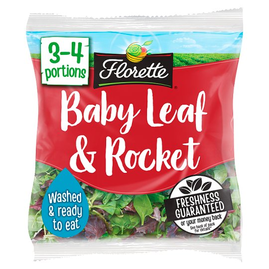 Florette Babyleaf And Rocket 80G