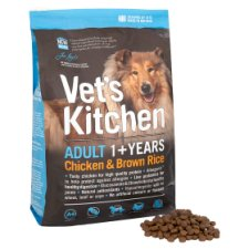 image 2 of Vet's Kitchen Chicken And Rice Dry Dog Food 3Kg