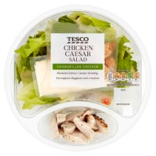 Tesco Chicken Caesar Salad 178G