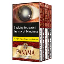 Panama Slim Panatellas 5 X 6 Pack