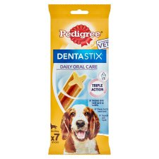 Pedigree Dentastix Medium Dogs 7 Sticks