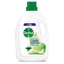 Dettol Antibacterial Laundry Cleanser Sensitive 1.5 L