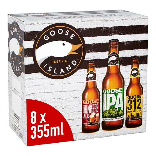 Goose Island Variety Pack 8X355ml
