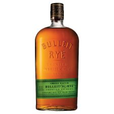 image 1 of Bulleit Rye Whiskey 70Cl