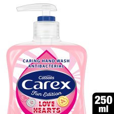 Carex Love Hearts Handwash 250Ml
