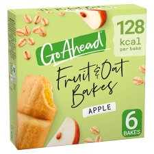 Go Ahead Apple Bakes 6X35g