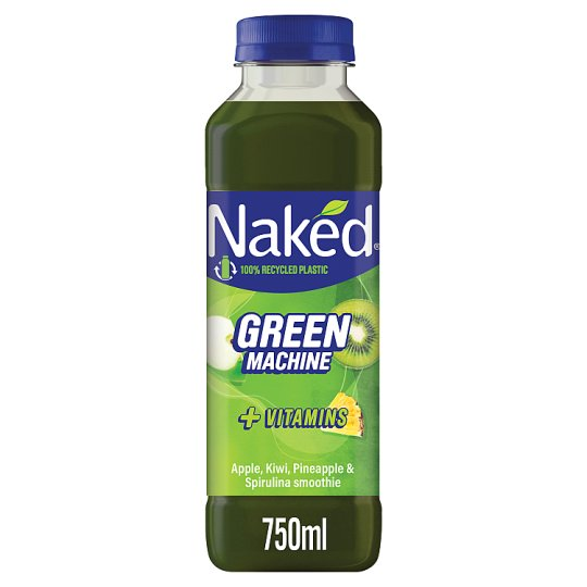 Naked Green Machine Smoothie 750Ml - Groceries - Tesco ...