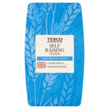 Tesco Self Raising Flour 500G