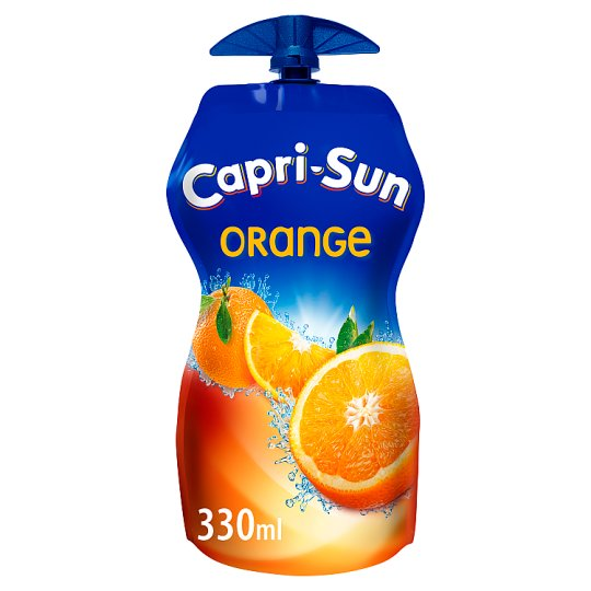Capri Sun Orange 330Ml