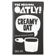 Oatly Creamy Oat Single Cream Alternative 250Ml