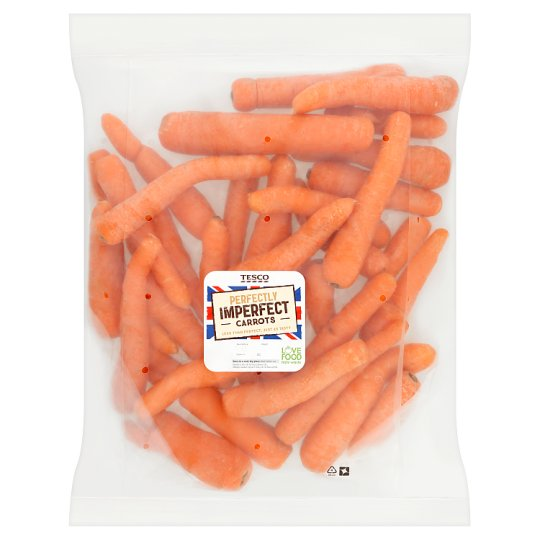 Tesco Perfectly Imperfect Carrots 4Kg