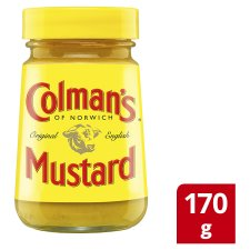 Colman's Original English Mustard 170G
