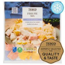 Tesco Fish Pie Mix 400G
