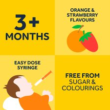 image 2 of Nurofen For Children Strawberry 100Ml