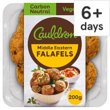 Cauldron Foods Falafel 200G