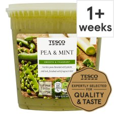 Tesco Pea And Mint Soup 600G