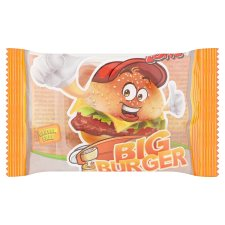 Yupi Big Burger Jelly And Foam Fruit And Cream 32G