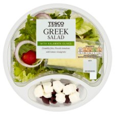 Tesco Greek Salad 185G