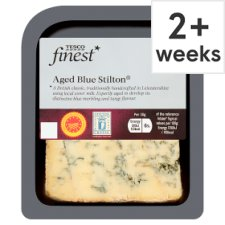 Tesco Finest Aged Blue Stilton 215G