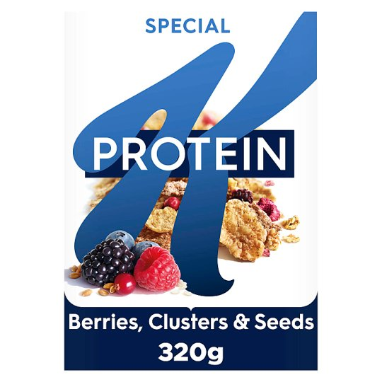 Kellogg's Special K Protein Berries Clusters And Seeds 320G