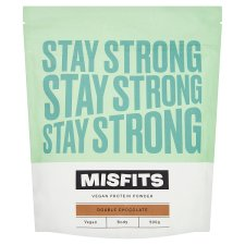 Missfits Nutrition Chocolate Vegan Protein 500G