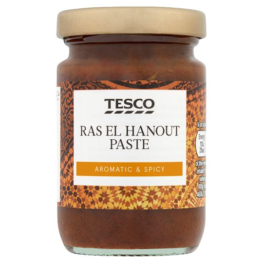 Tesco Ras El Hanout Paste 95G