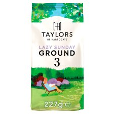 Taylors Lazy Sunday Ground Coffee 227G