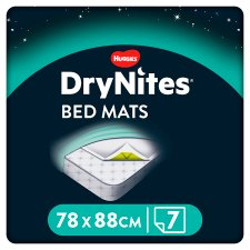 Drynites Bedmats 7 Ultra Absorbent Sheets