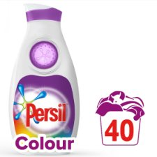 image 1 of Persil Colour Washing Liquid 40 Washes 1.4L