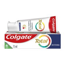 image 1 of Colgate Total Whitening Toothpaste 75Ml