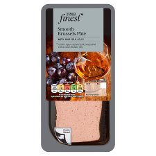 Tesco Finest Brussels Pate 170G