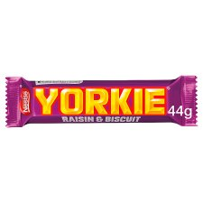 image 1 of Yorkie Raisin And Biscuit Chocolate Bar 53G