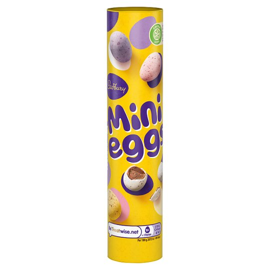 Cadbury Mini Eggs 96G