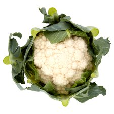 Tesco Cauliflower Each